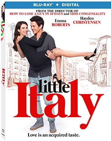 Little Italy (2018) BRRip XviD AC3-EVO