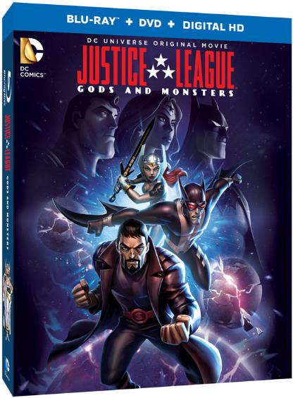 Justice League Gods and Monsters (2015) 720p BluRay H264 AAC-RARBG