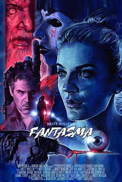 Fantasma (2018) HDRip XviD AC3-EVO