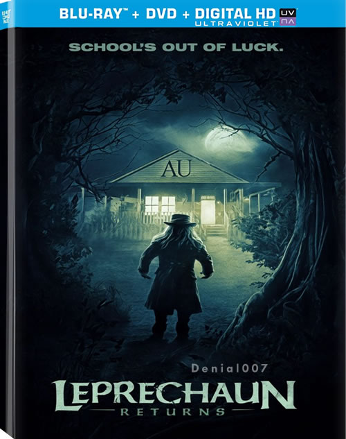 Leprechaun Returns (2018) HDRip AC3 X264-CMRG