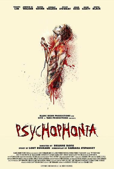 Psychophonia (2016) HDRip XviD AC3-EVO