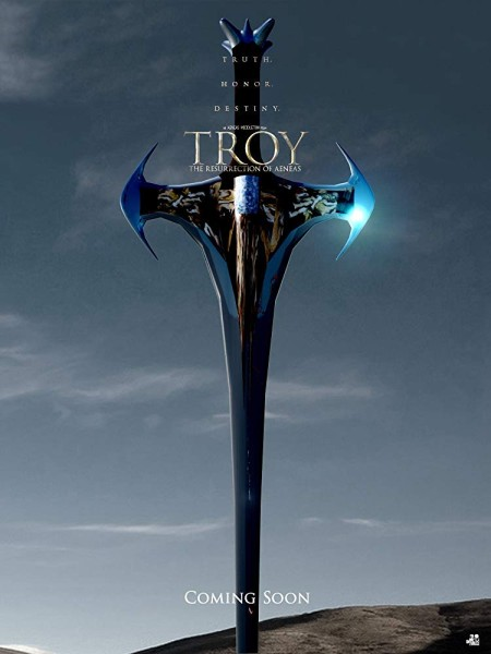 Troy The Resurrection of Aeneas (2018) HDRip XviD AC3-EVO