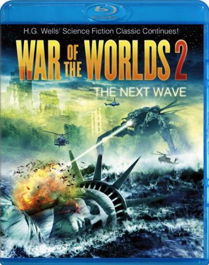 War Of The Worlds 2 The Next Wave (2008) 720p BluRay H264 AAC-RARBG