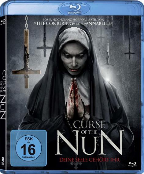 Curse Of The Nun (2018) BRRip AC3 X264-CMRG