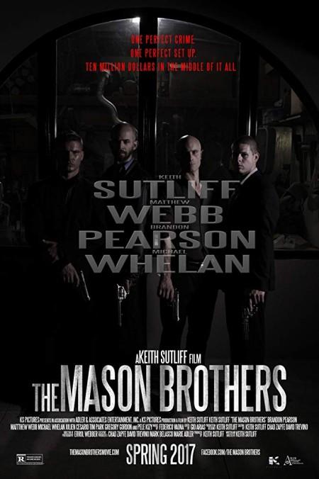 The Mason Brothers (2017) HDRip XViD AC3-ETRG