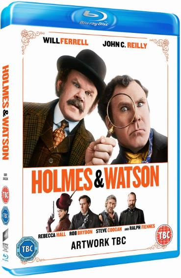 Holmes and Watson (2018) HDCAM XViD AC3-ETRG