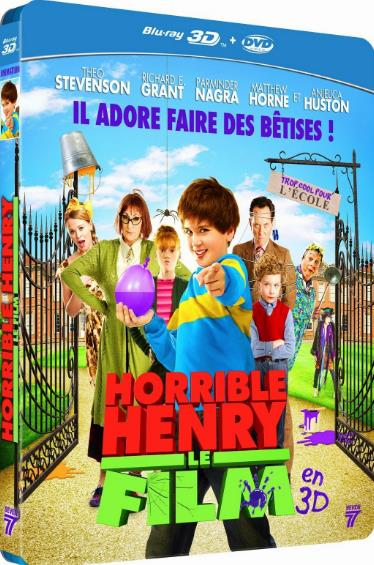 Horrid Henry The Movie (2011) 720p BluRay H264 AAC-RARBG