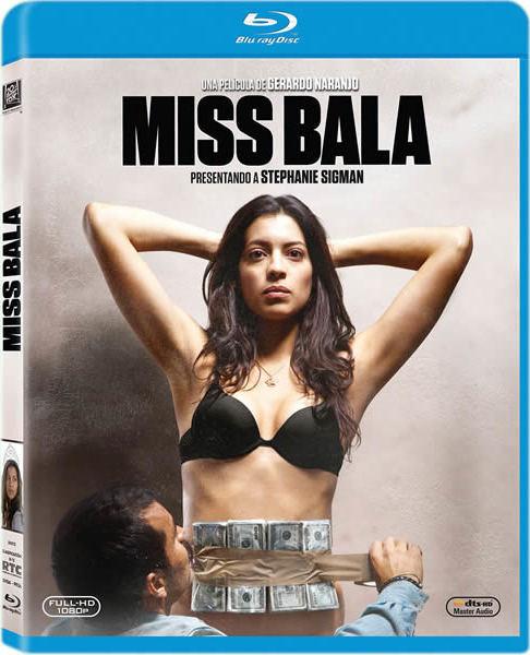 Miss Bala (2019) REPACK 720p HDCAM 1xbet 900MB x264-BONSAI