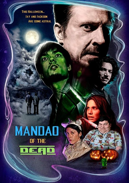 Mandao of the Dead (2018) HDRip x264 - SHADOW