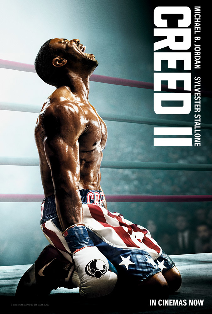 Creed II 2018 720p WEB-DL DD5 1 H264-CMRG[TGx]