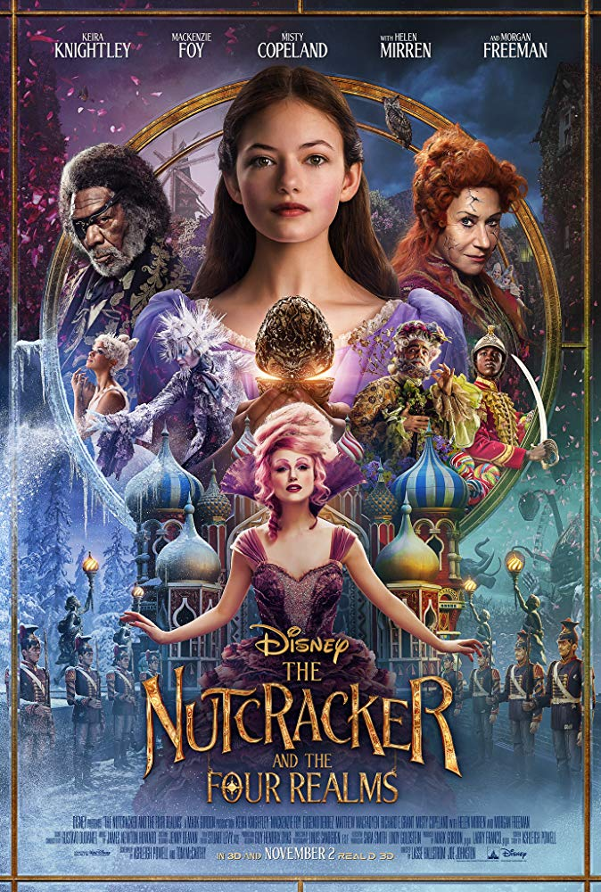 The Nutcracker and the Four Realms 2018 1080p BluRay x264 DTS-HD MA 7 1-OMEGA