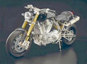 MTT Gas Turbine Superbike