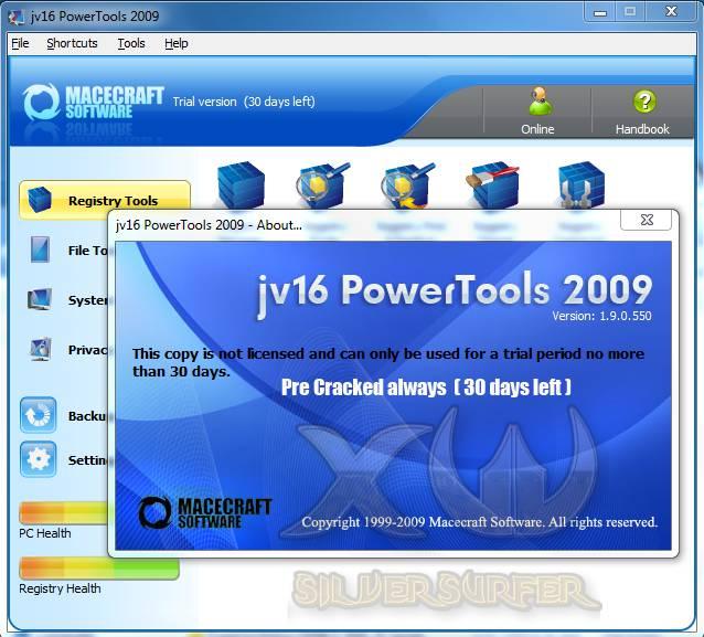 Кряк jv16 powertools - Программы для работы операционной.