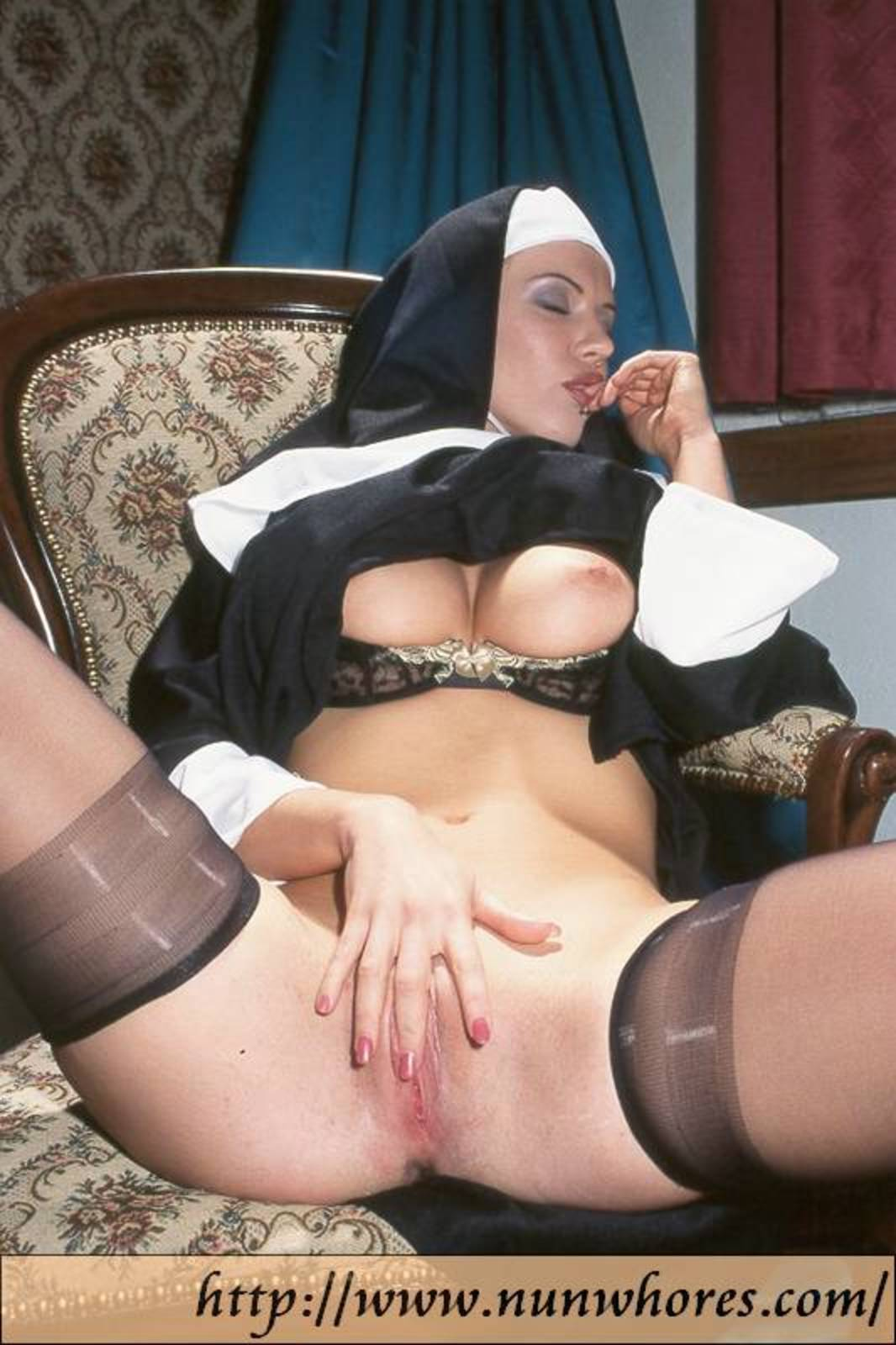 Nuns sex photos sexy clip
