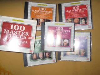 100 Masterpieces Of Classical Music [5 CD] 5187227e0a7be2d40ba276cb6f54727523dc92d