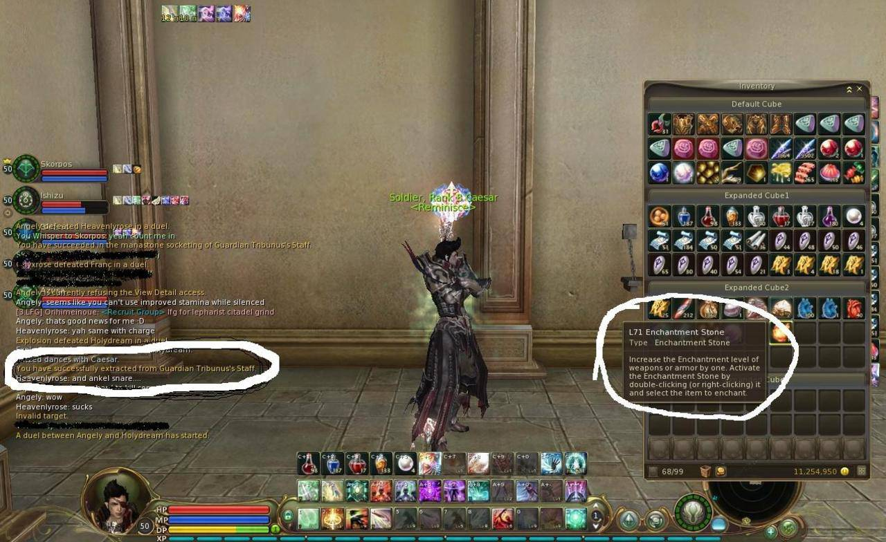 Extraction Tools Aion Dont Carry Extraction Tools in