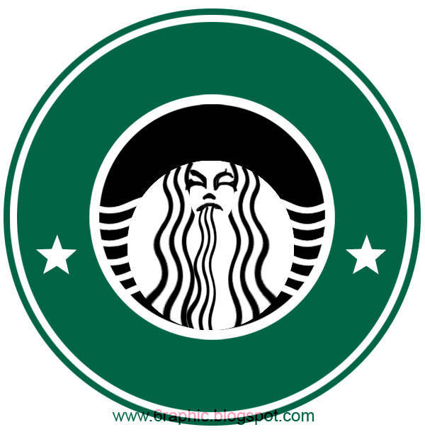Create my own starbucks logo joy studio design gallery for Draw my own logo