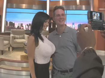 Big Tits Denise Milani Chicago Scene 3