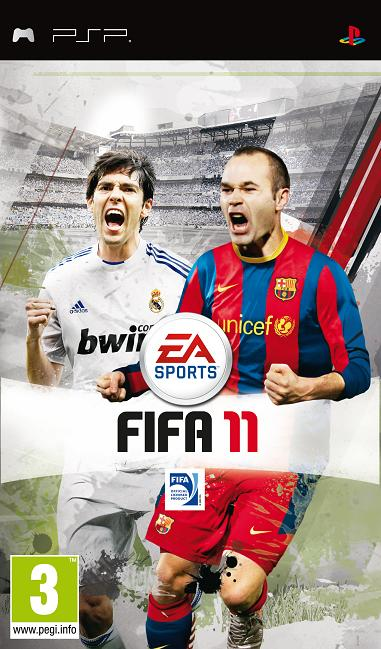 FIFA 2011 - PSP