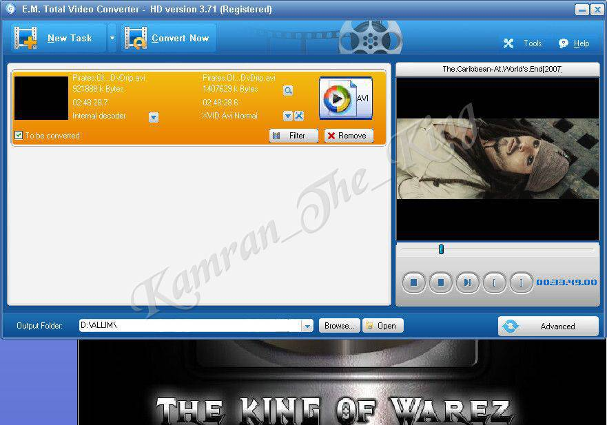 Total video converter hd version 3.71