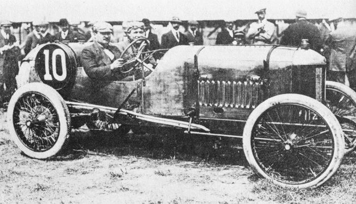 Pierwsze wyścigi samochodowe 56