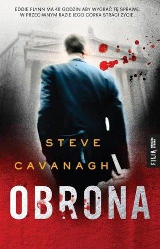 Obrona - Steve Cavanagh