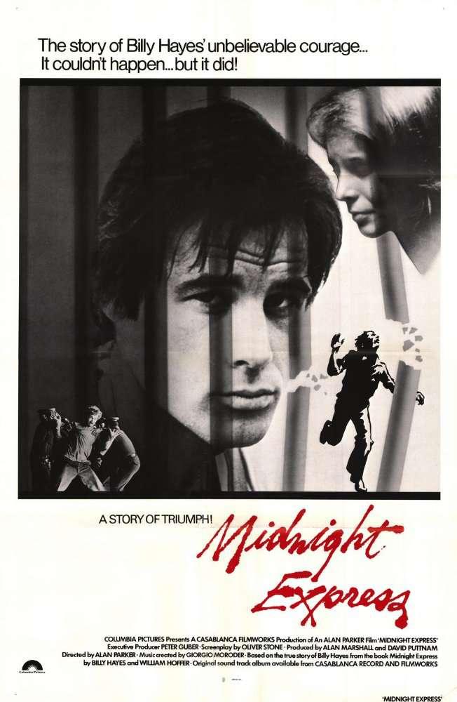 Midnight Express 1979  BluRay H264 AAC