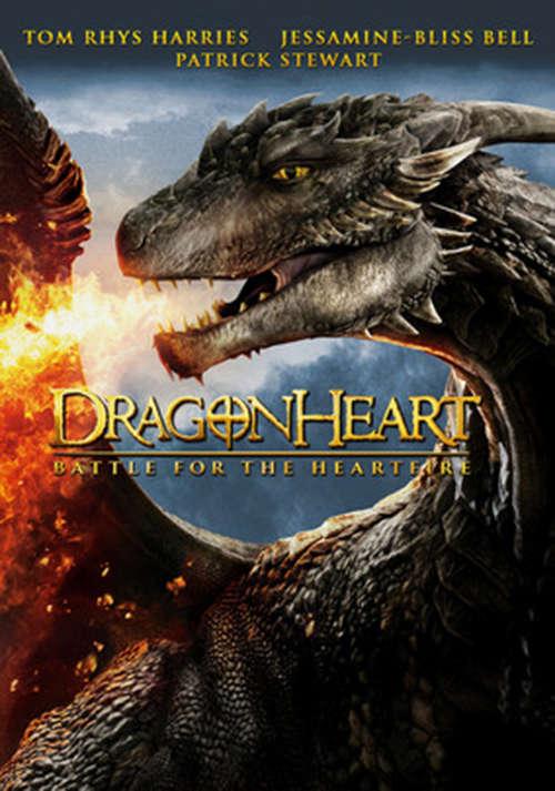 Dragonheart Battle for the Heartfire 2017 BluRay  DD5 1 H265d3g