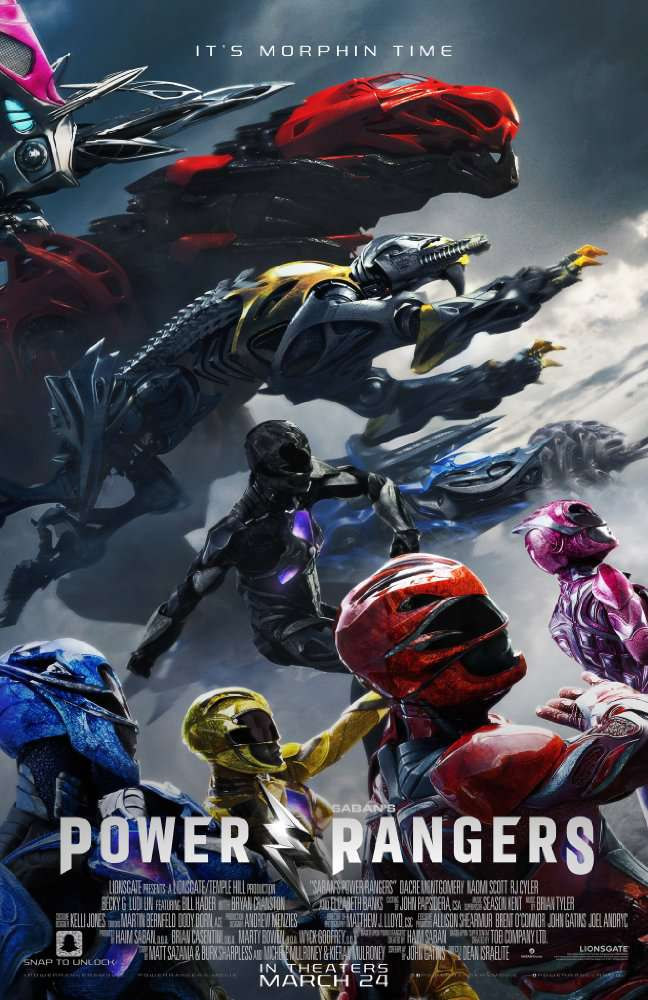 Power Rangers 2017 BRRip XviD AC3EVO