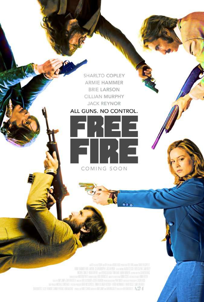 Free Fire 2016 BDRip x264GECKOS