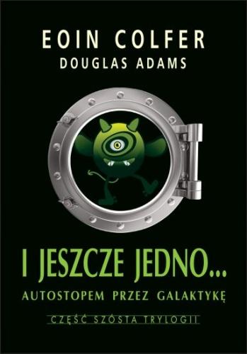 I jeszcze jedno... - Eoin Colfer, Douglas Adams