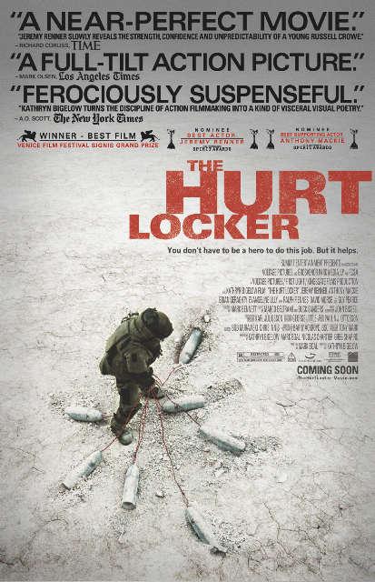 The Hurt Locker 2008 BluRay  DD5 1 H265d3g