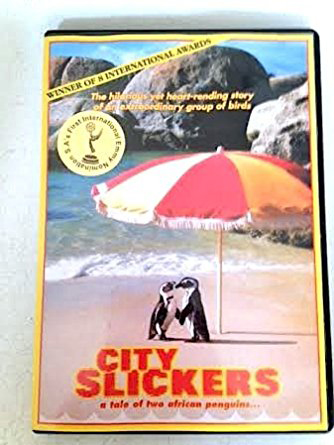 Penguin City Slickers A Tale of Two African Penguins 2002 DVDRip x264ARiES