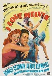 I Love Melvin 1953 DVDRip XViD