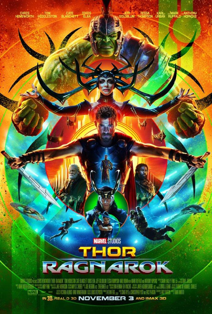 Thor Ragnarok (2017) English 720p HDCAM X264