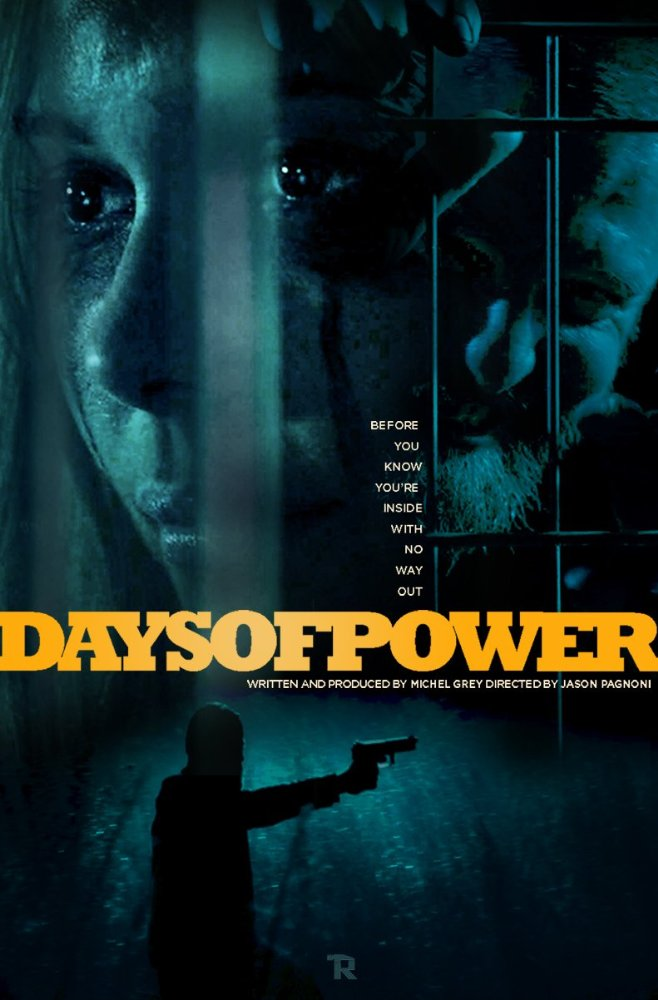 Days of Power 2017 HDRip XviD AC3-iFT