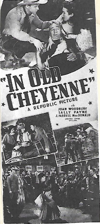 In Old Cheyenne 1941 DVDRip x264-ARiES