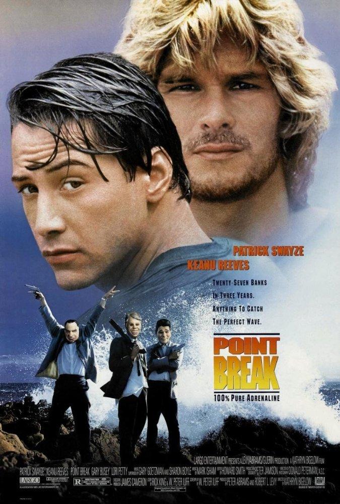 Point Break 1991 720p BRRip x264-x0r