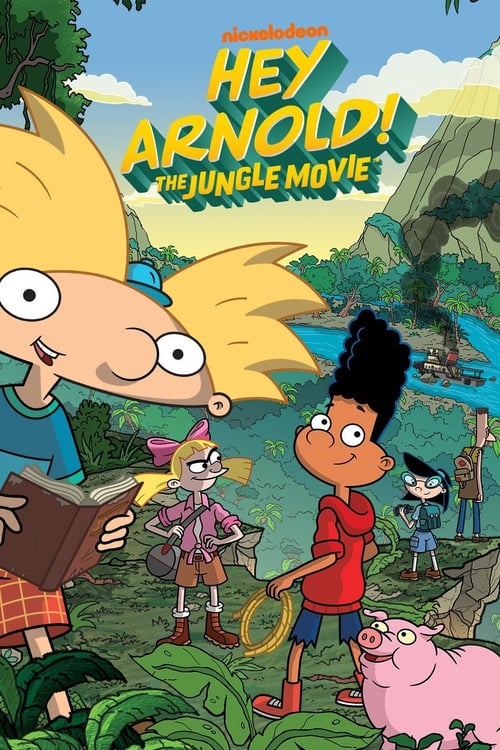 Hey Arnold-The Jungle Movie 2017 DVDRip x264-W4F