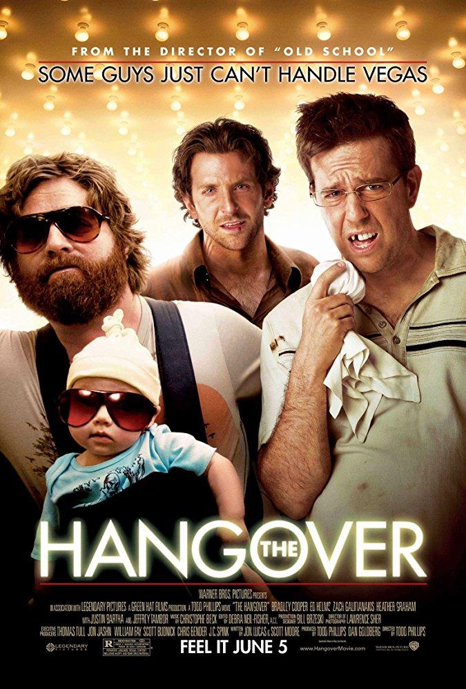 The Hangover 2009 720p BRRip x264-x0r