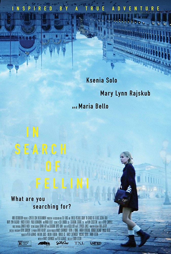In Search of Fellini 2017 HDRip XviD AC3-EVO