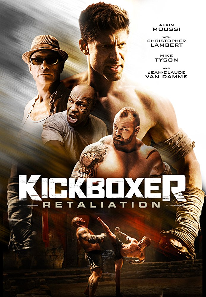 Kickboxer Retaliation 2018 BRRip XviD AC3-XVID