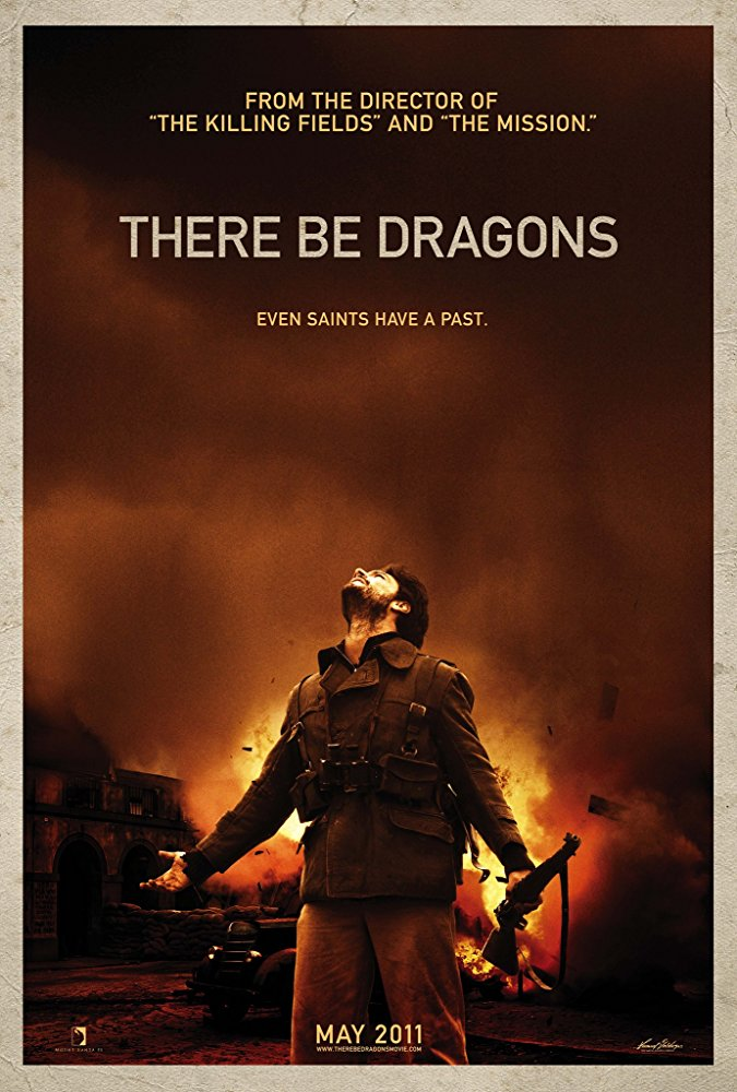 There Be Dragons 2011 BRRip XviD MP3-XVID