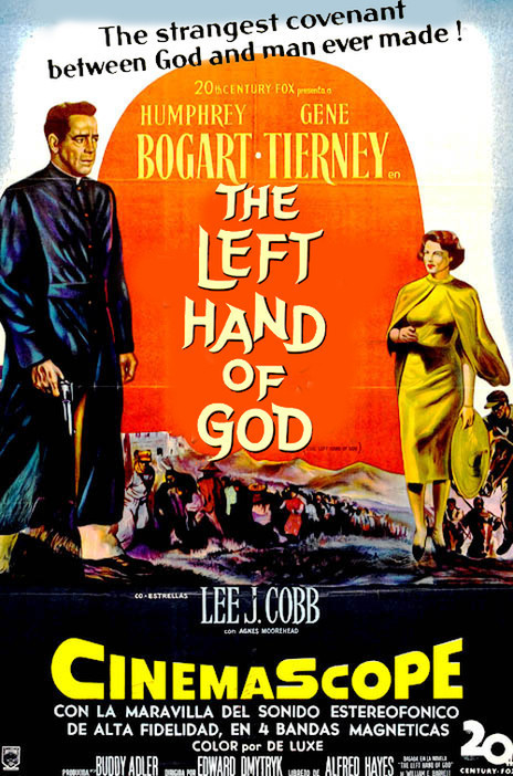 The Left Hand of God 1955 BRRip XviD MP3-XVID