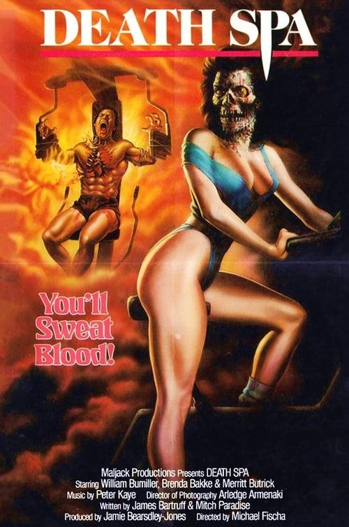 Death Spa 1989 1080p BluRay Remux AVC DTS-HD MA 2 0-SiDMUX