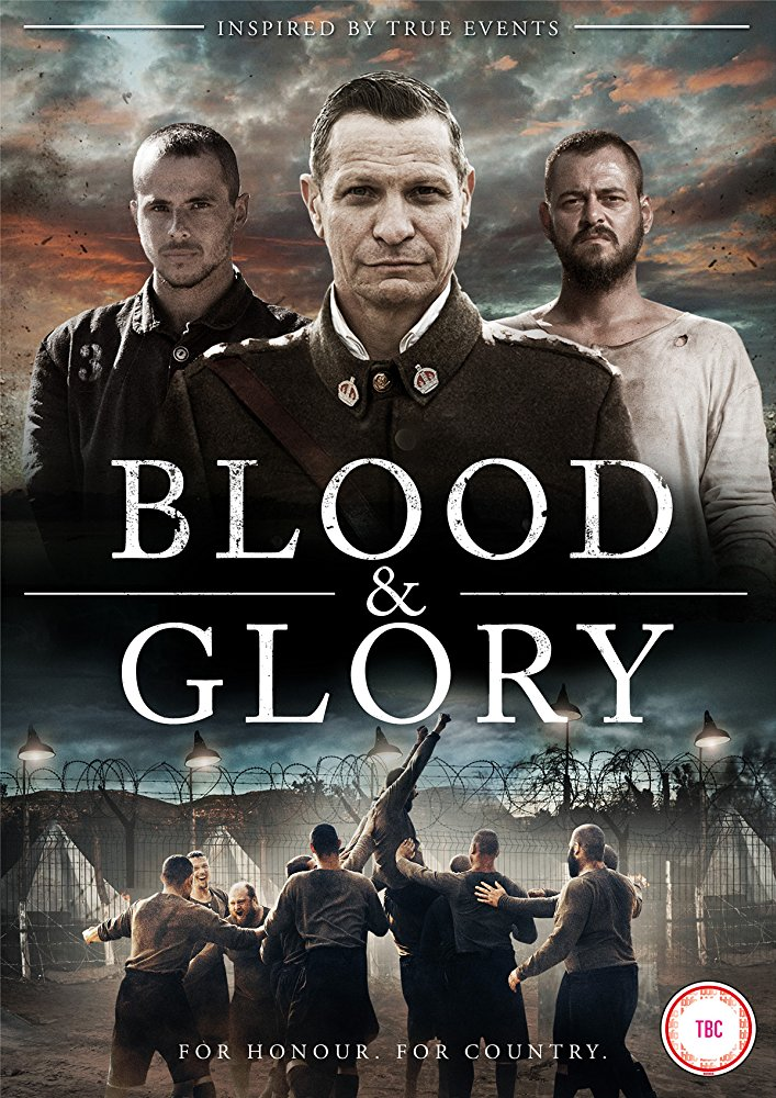 Blood and Glory 2018 HDRip XviD AC3-EVO