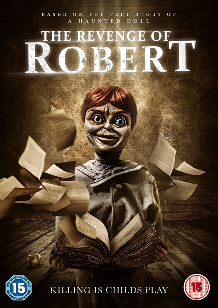 The Revenge of Robert 2018 720p WEB-DL 650MB MkvCage