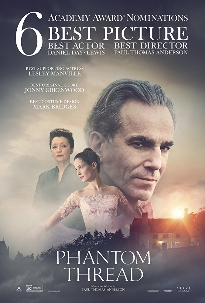 Phantom Thread (2017) [WEBRip] [720p] YIFY