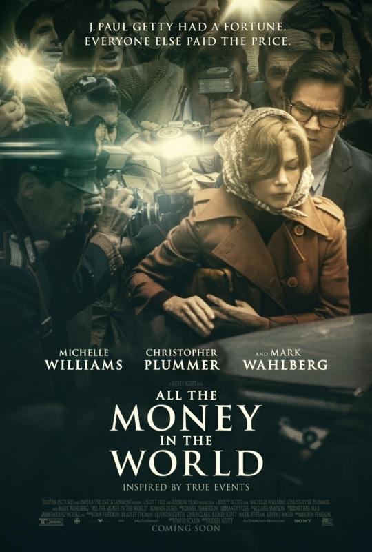All The Money In The World 2017 720p BluRay H264 AAC-RARBG