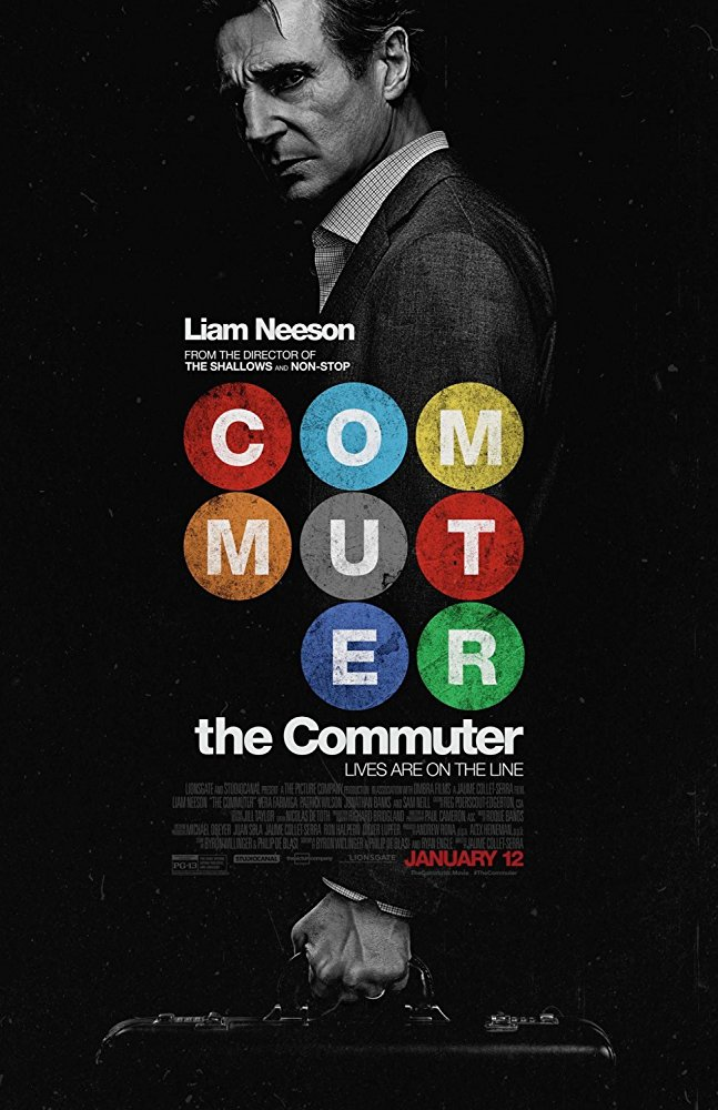 The Commuter 2018 DVDRip x264 AC3-Manning
